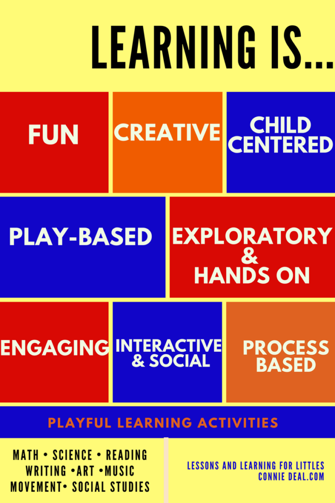 3 simple playful learning activities to do right now lessons and
