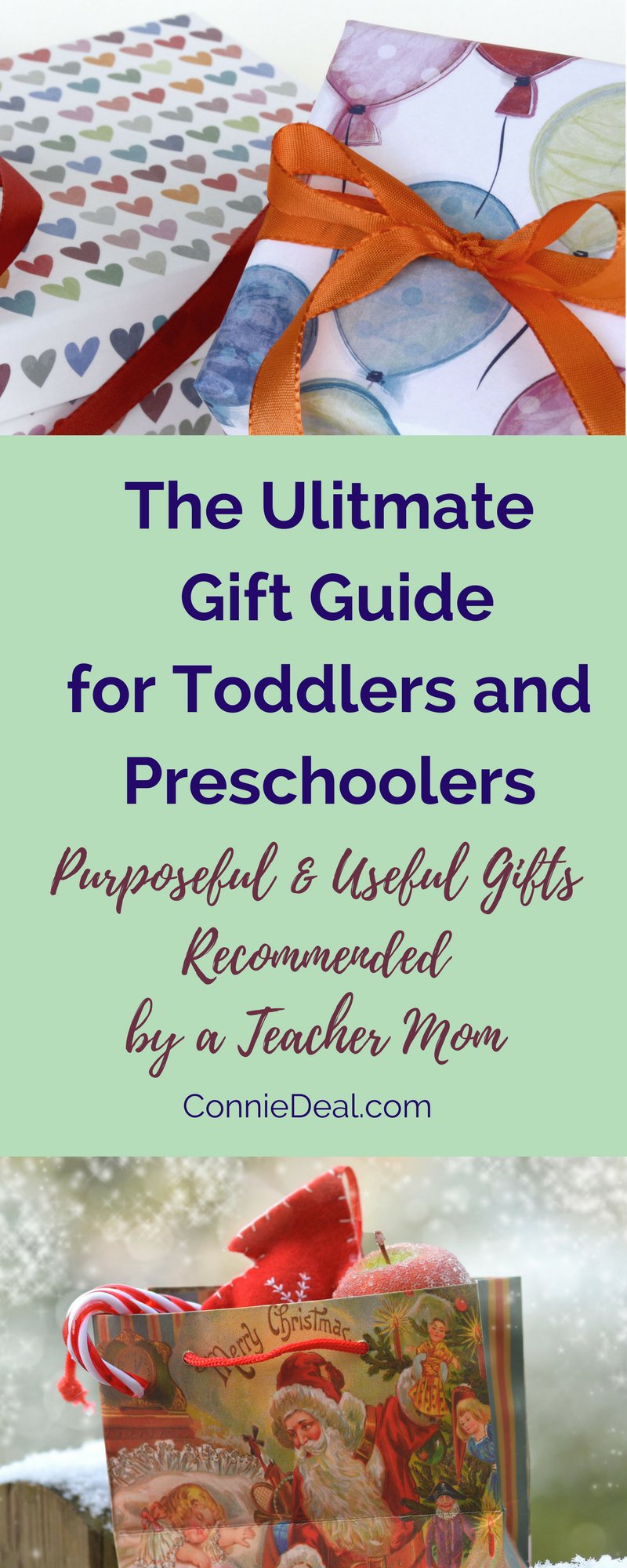 Gift Guide for 2 and 3 Year Olds – Lessons and Learning for Littles