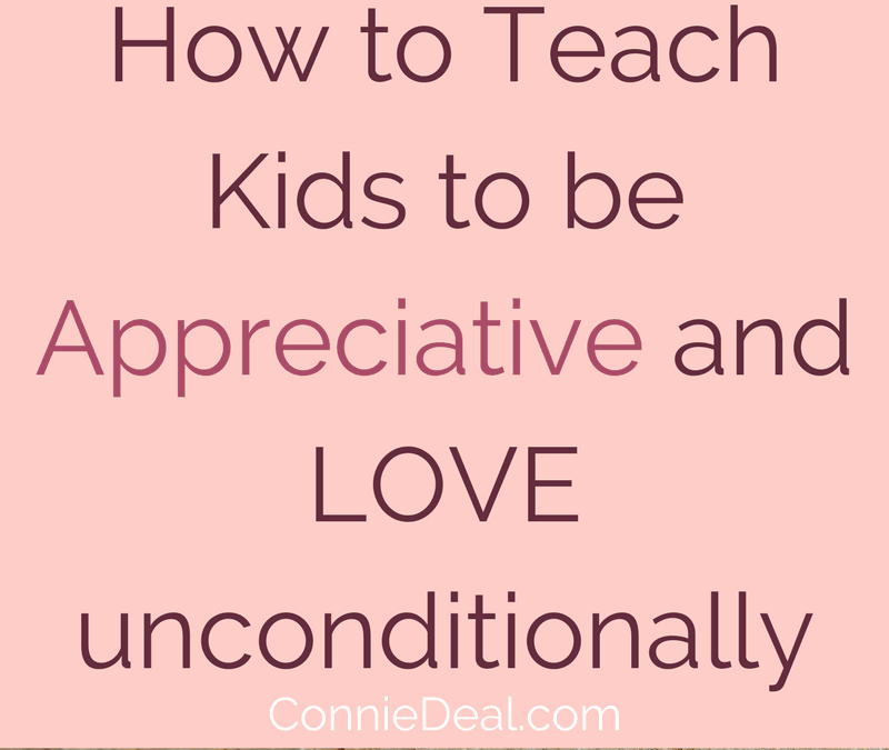 Looking to add more positive to your day? Would you like to learn 3 simple ways to help your children show more #appreciation? Click through to learn simple strategies to help your #toddlers and #preschoolers learn to #love unconditionally and be more #appreciative. Plus, learn the benefits of #yoga and doing #kidsyoga with your children.