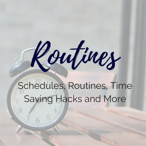 Routines (1)