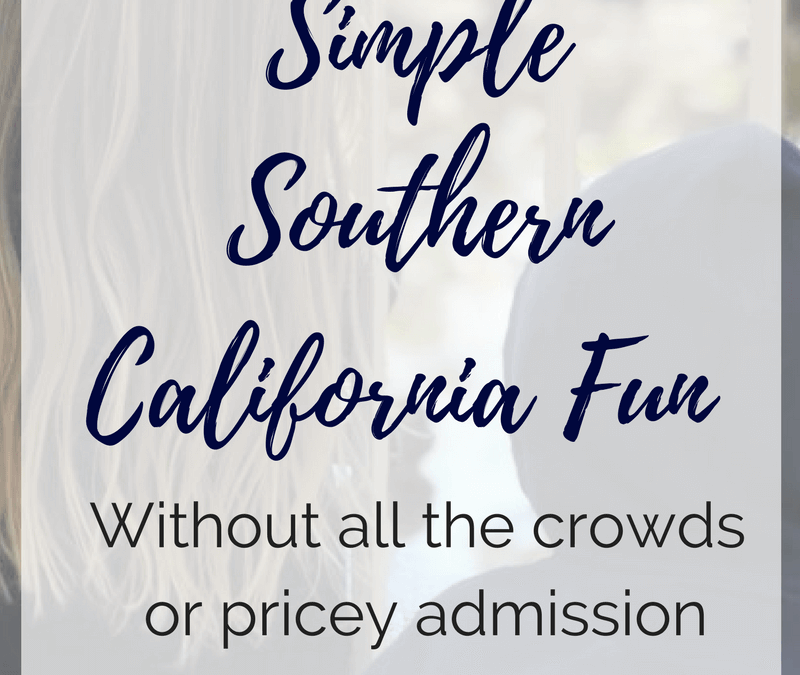 Thinking of taking a trip to Southern California but looking to avoid the crowds? Try Ontario instead! There's plenty to see and do, and without the crowds and hefty admission tickets of other places. #Ontario #SouthernCalifornia #travelingwithtoddlers #familyvacation