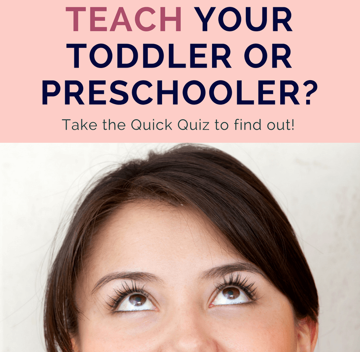 Can you teach your toddler? Can you prepare your little one for kindergarten? It's easier than you might think! Find out if you're qualified to skip sending your toddler to preschool! #homeschool #preschool #motherhood #toddlers #parentingtoddlers