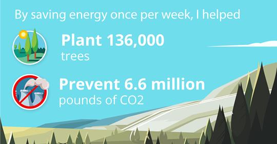 You can help the environment AND get paid for it! Find out more about this great, free program that actually pays you for lowering your electricity useage!
