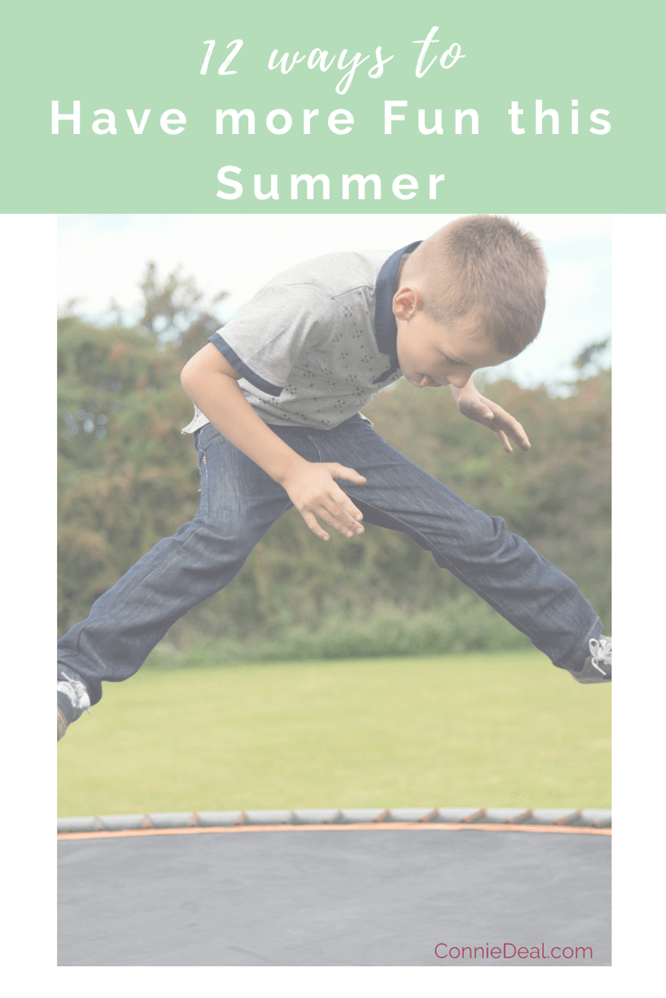 Summer fun doesn't need to be extravagant or take a lot of time to be fun for the whole family. Find out what other moms are doing this summer! #summer #motherhood #familytime
